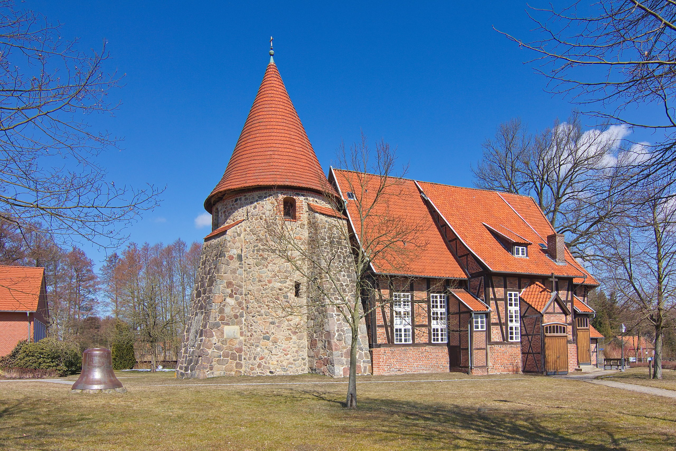 Der jüdische Friedhof in der Gemeinde Oldendorf | bei Suderburg