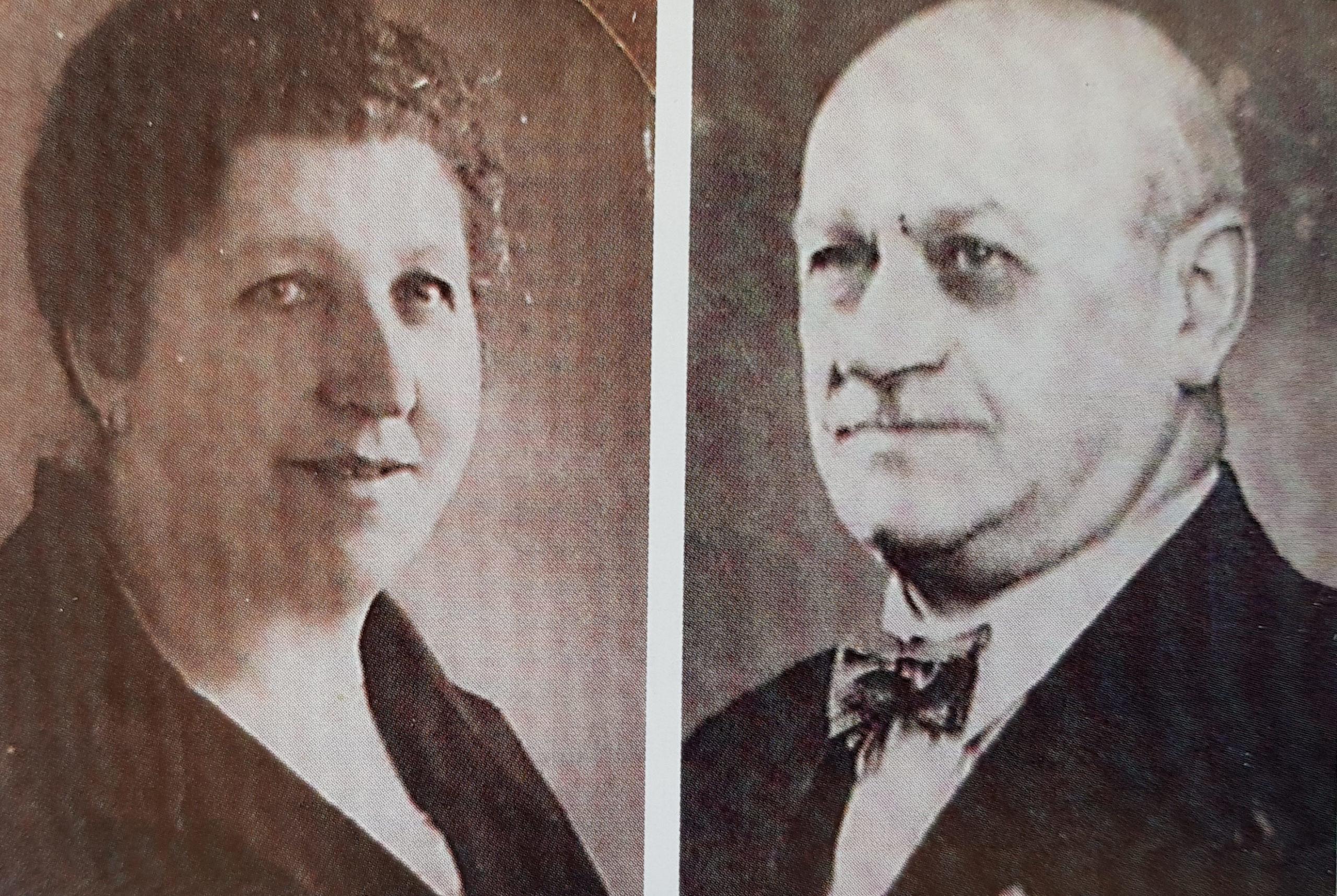 Max und Antonie Lerner