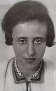 Read more about the article Anna Luise Baer | 1912 – 1942